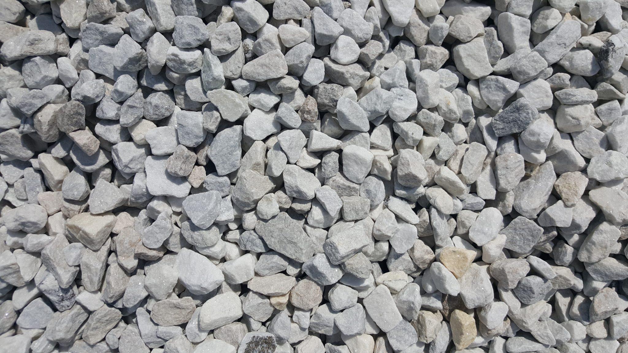 """White Stone 1 1/2"""""""