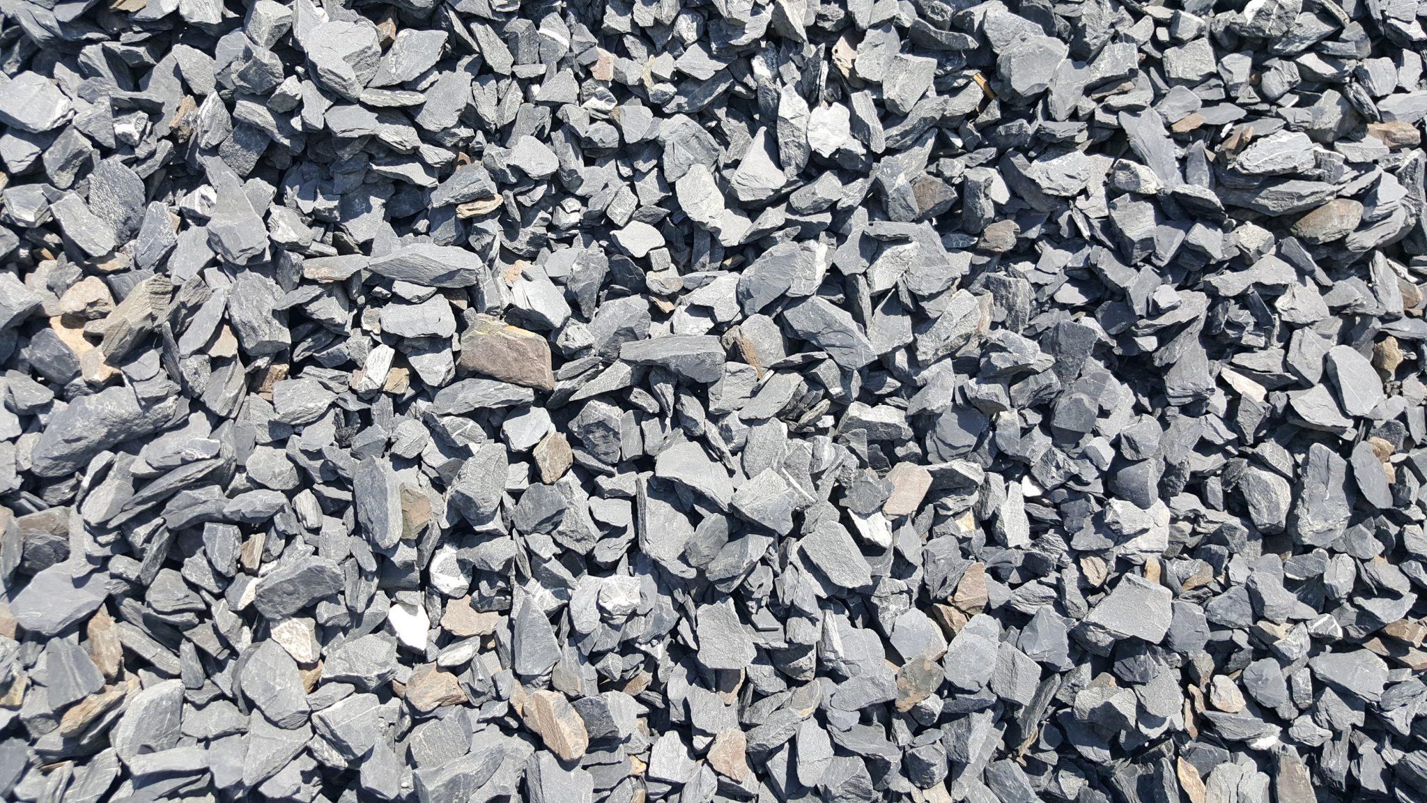 """Drain Stone 3/4"""" Shale"""